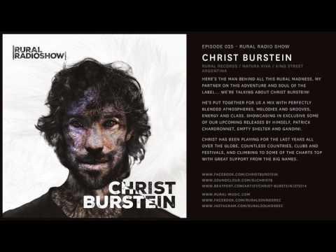 Rural Radio Show 025 Christ Burstein