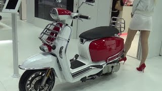 The LAMBRETTA 2020 motorcycles