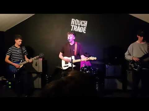 The collides live at rough trade records