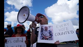 Recounts, lawsuits loom in several states, including Florida
