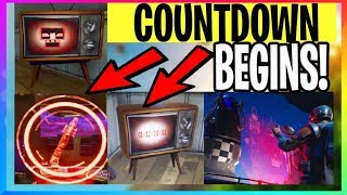 Fortnite: ROCKET COUNTDOWN To Hit Fortnite DATE CONFIRMED! *Visitor*(Battle Royale Easter Egg LEAKS)