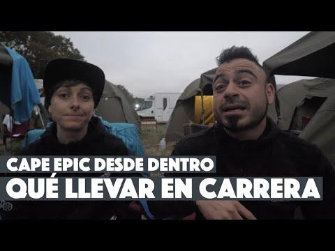 CAPE EPIC ETAPA 3 | qué llevamos en carrera | Valentí Sanjuan y Eva Garrido