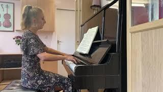 Book 2 - Prelude and Fugue in C sharp minor - Francesca Lauri Menta (BMus 2)