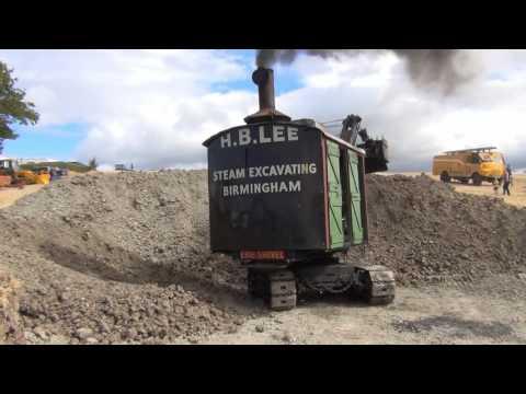 Erie Steam Shovel at Welland July 2016