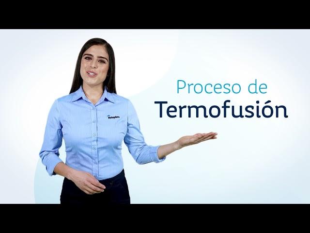 Proceso de termofusión Tuboplus