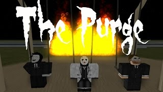 The Purge | A Roblox Short