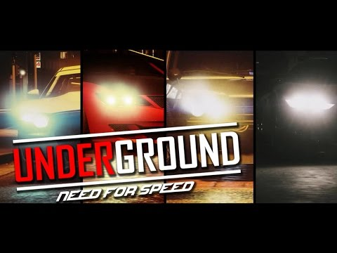 Need For Speed 2015 E3 Official Trailer PC, PS4, XBOX ONE (Fan Made)