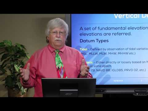 Fundamentals of Geodesy 6   Vertical Datums & Geoid Models 1 Preview