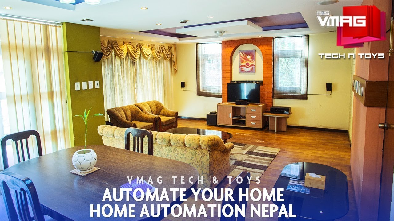 Automate Your Home | Smart Gadgets from Home Automation Nepal | Nepal  Telecom Tech & Toys