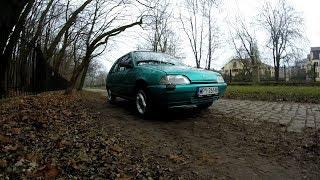 Citroën AX - Test francuskiej mydelniczki - MotoBieda #4