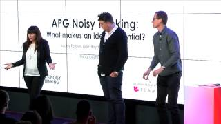 APG Noisy Thinking | What makes an idea influencial? | Q&A