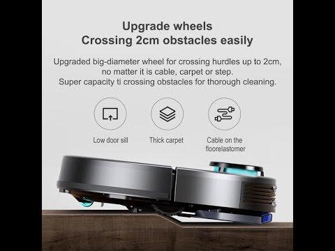 Xiaomi Viomi V2 V Rvclm21b Smart Robot Vacuum Cleaner Mop