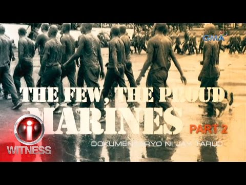 I-Witness: 'The Few, The Proud, Marine: Part 2,' dokumentary