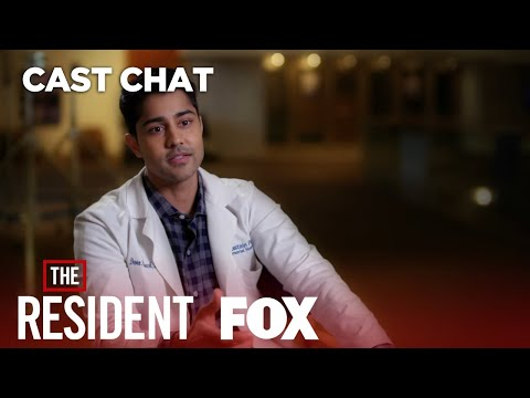 Manish Dayal As Dr. Devon Pravesh  Season 1  THE RESIDENT
