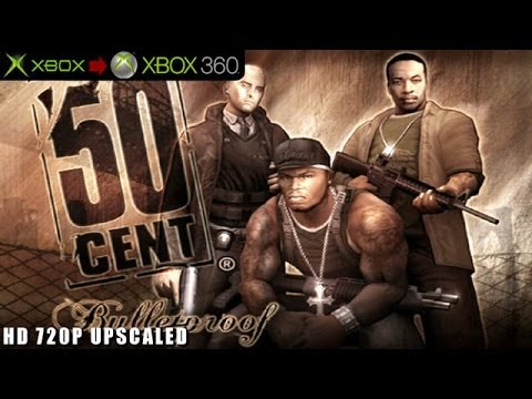 50 Cent Bulletproof Gameplay Xbox Hd 720p Xbox To Xbox 360