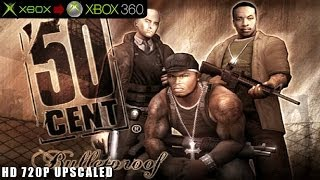 50 Cent: Bulletproof - Gameplay Xbox HD 720P (Xbox to Xbox 360)
