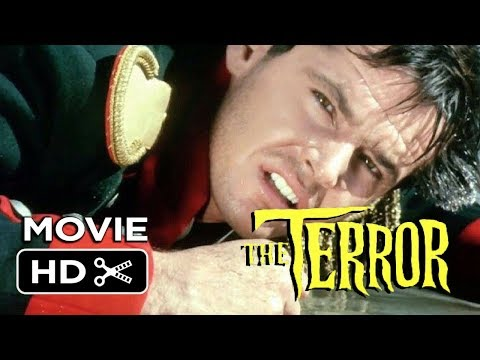 THE TERROR (1963) with Jack Nicholson and Boris Karloff -- Full Movie
