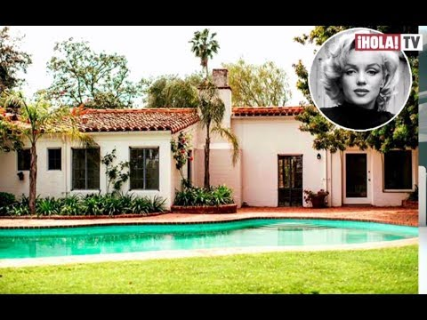 La única casa que perteneció a Marilyn Monroe está a la venta | La Hora ¡HOLA!