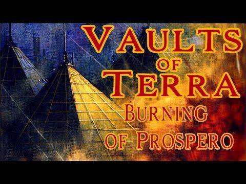 Vaults of Terra - (Horus Heresy) Burning of Prospero