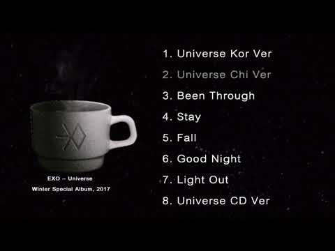 [Full Album] EXO - Universe Winter Special...