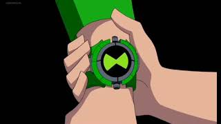 Ben 10 alien force removing the Omnitrix by his father