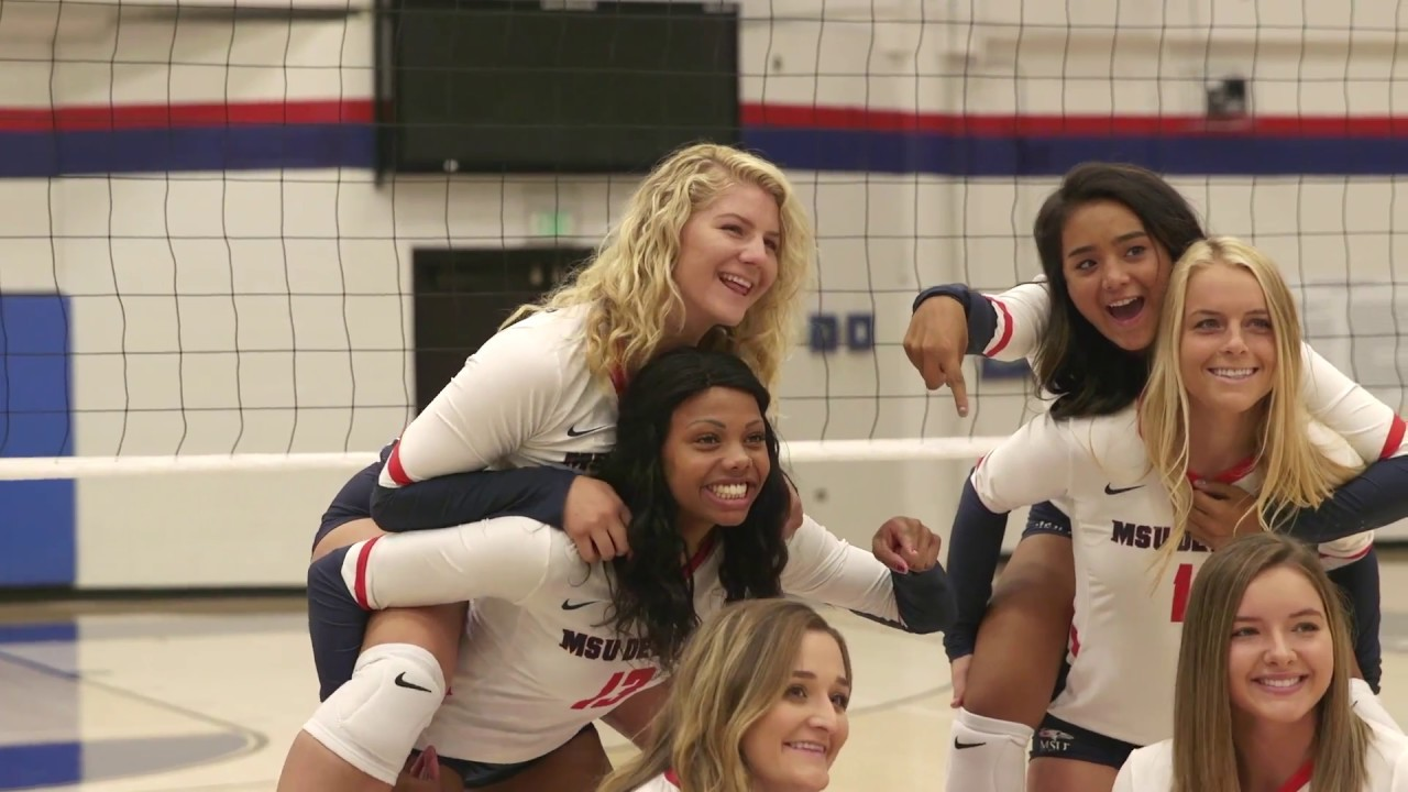 50 Years Of Volleyball At Msu Denver Youtube