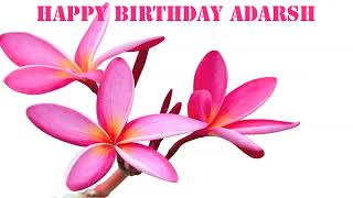 Adarsh   Flowers & Flores - Happy Birthday