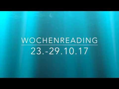 Wochenreading 23.- 29. 10.17