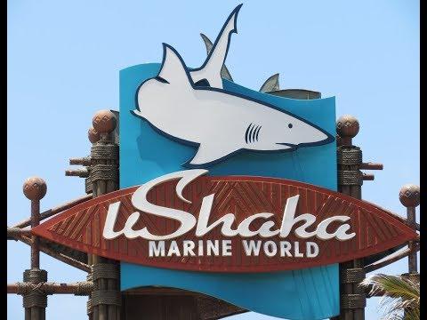 uShaka Sea world, Durban South Africa