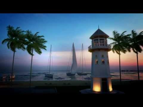 The Energy Hua Hin 3d Animation by DOF & JEW