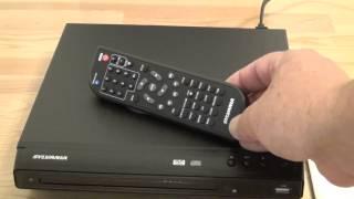 Sylvania DVD Player SDVD-6660-My New One