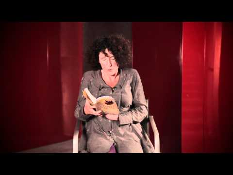 Francesca Simon reading The Sleeping Army