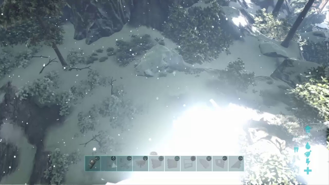 Video 4 new Ice Wyvern egg Locations Ark survival evolved