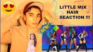 Little Mix Hair live performance Reaction // MUST WATCH//