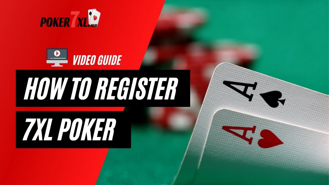 Регистрация покер онлайн online casino specials