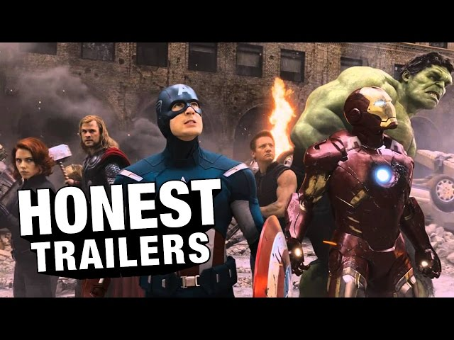 The Best of Honest Trailers: Avengers Edition | Warped Speed