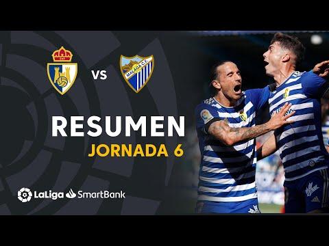 Ponferradina Malaga Goals And Highlights