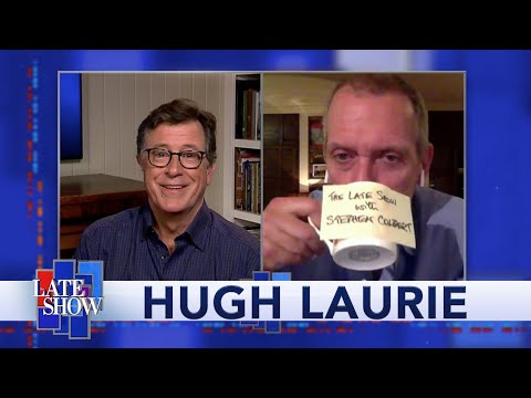 """Hugh Laurie: """"House"""" Was Most Thrilling Adventure I've Been On As An Actor"""