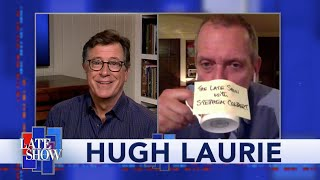 Hugh Laurie: House Was Most Thrilling Adventure I've Been On As An Actor