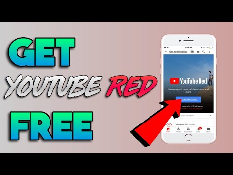 GET YOUTUBE RED FOR FREE!! WORKS 2018! (LASTS FOREVER) (IOS AND ANDROID) (NO JAILBREAK, NO COMPUTER)