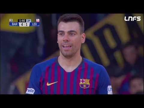 Barí§a Lassa - Levante UD FS - Play Off por el título segundo partido 1/4