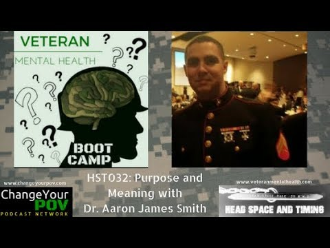 HST032 Purpose and Meaning with Dr Aaron James Smith