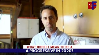 What does it mean to be a progressive?
