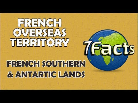 7 Facts about the French Southern & Antarctic Lands
