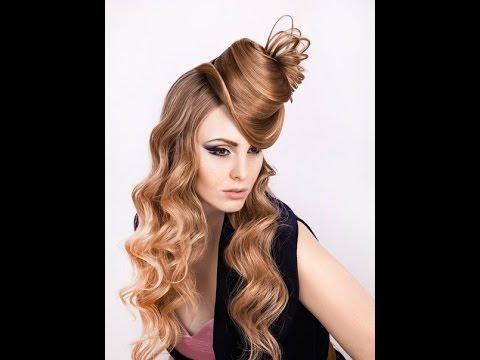 Как сделать прически шляпка из волос