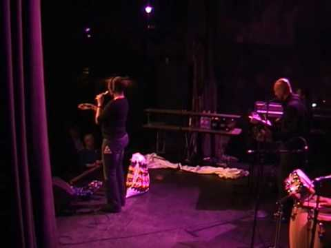 Atonia & The Left Field Band at The House of Blues Part 1