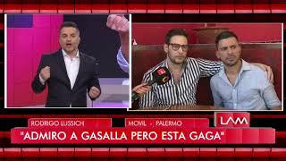 """Rodrigo Lussich: """"admiro A Gasalla Pero Está Gagá"""""""