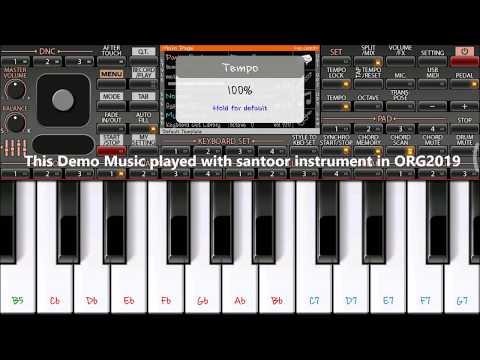 #watan #tereliye #merakarma Aye Watan Tere Liye Instrumental Mobile Piano ORG2019