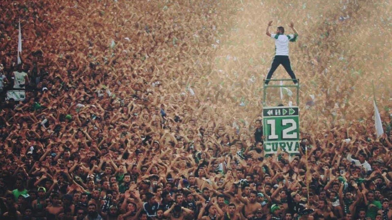 Raja Casablanca Fans Ultras Avanti