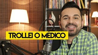FIZ O MÉDICO COMER O LANCHE DA MINHA SECRETÁRIA | Histórias de medicina